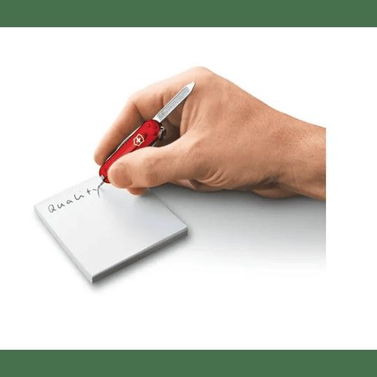 Navaja Victorinox Signature Rojo - Electromundo