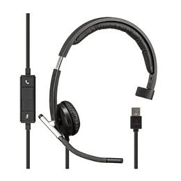 Audifono Logitech Video Conferencia H650e - Electromundo