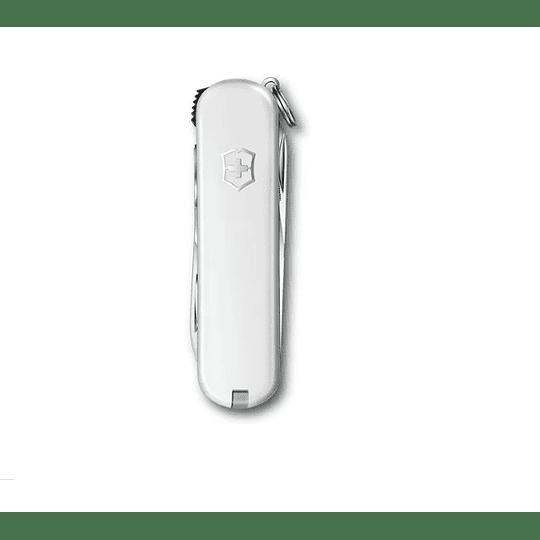 Navaja Victorinox Nailclip 580 Color Blanco - Electromundo