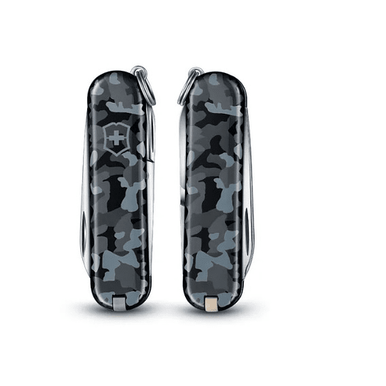 Navaja Victorinox Classic Sd Navy Camuflaje  - Electromundo