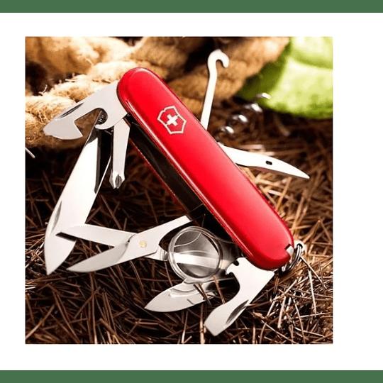 Navaja Victorinox Explorer Roja - Electromundo