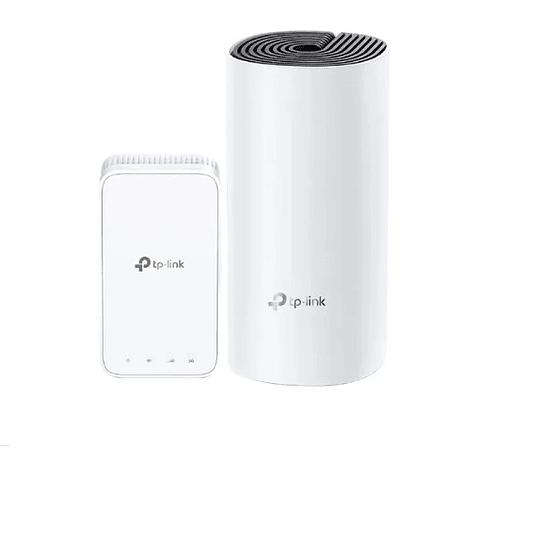 Sistema Wifi Mesh Tp-link Deco M3 Ac1200 (x2) - Electromundo