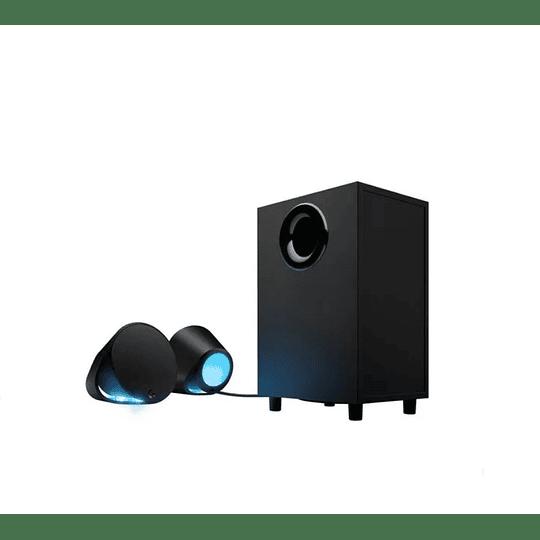 Parlante Gamer Logitech G560 Rgb Lightsync - Electromundo