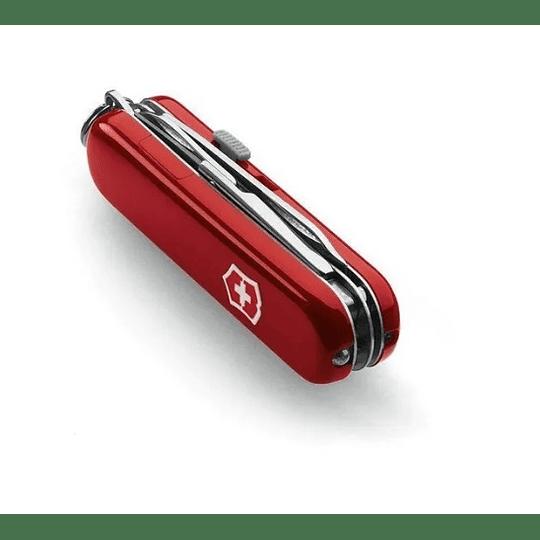 Navaja Victorinox Midnite Manager Color Rojo - Electromundo