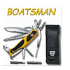 Navaja Victorinox Ranger Grip Boatsman 130mm.- Electromundo