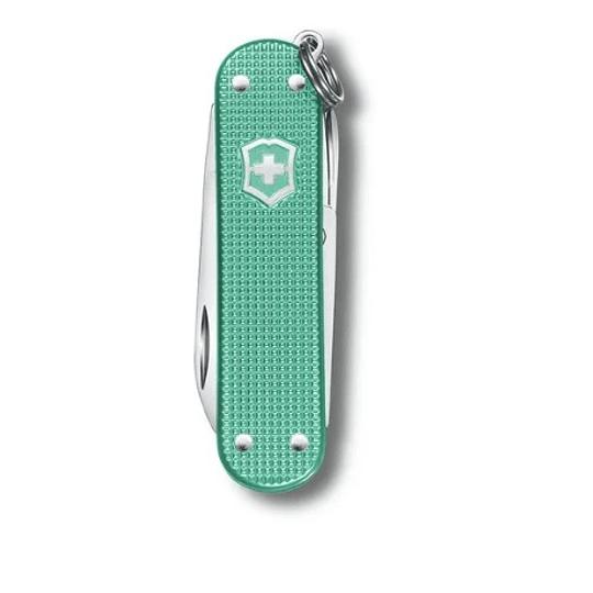 Navaja Victorinox Colors Minty Mint 58mm. Electromundo