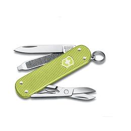 Navaja Victorinox Lime Twist 58mm. Electromundo