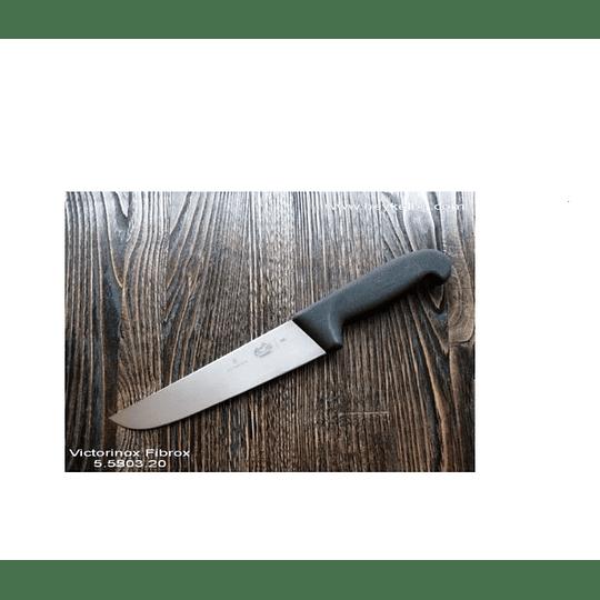 Cuchillo Victorinox Carnicero Fibrox Hoja 20cms Electromundo