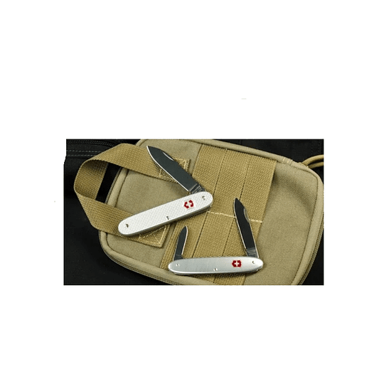 Navaja Victorinox Swiss Army 1 Color Plata - Electromundo