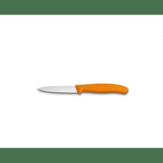 Cuchillo Victorinox Verdura Naranjo - Electromundo