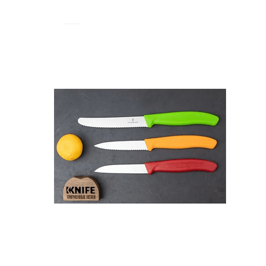 Set De Cuchillos Victorinox Mondadores X 3 - Electromundo