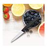 Cuchillo Victorinox Verdura Negro. Hoja 8 Cm. - Electromundo