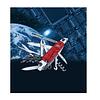 Navaja Victorinox CyberTool M Rojo Transparente