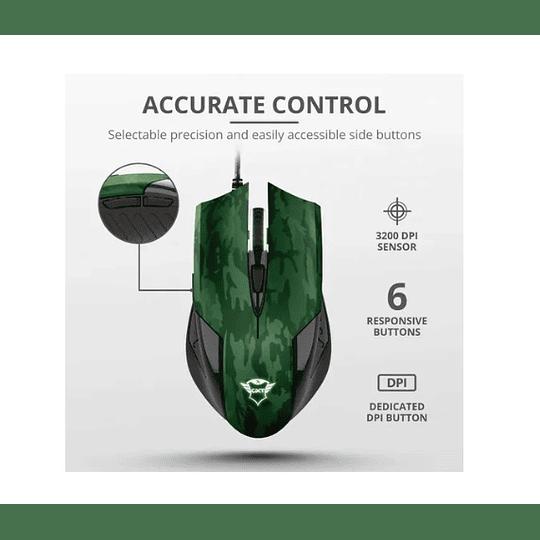 Kit Gamer Mouse + Mouse Pad Gxt 781 Rixa - ElectroMundo.