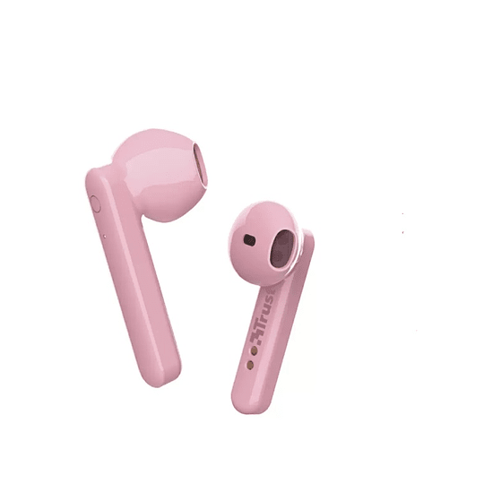 Audífonos Bluetooth Trust Primo Rosa - ElectroMundo.