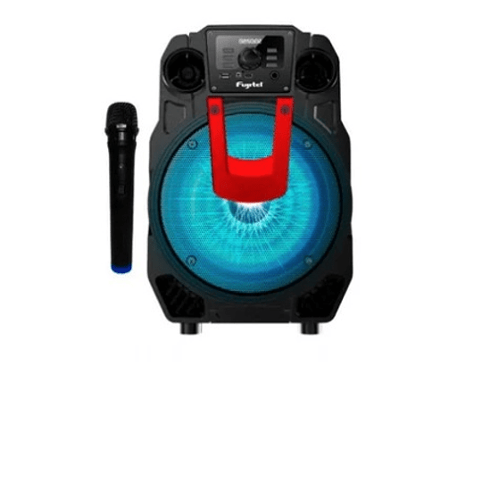 Parlante Karaoke 8 Fujitel - ElectroMundo.