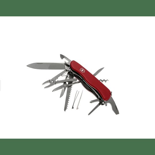 Navaja Victorinox Hercules Rojo