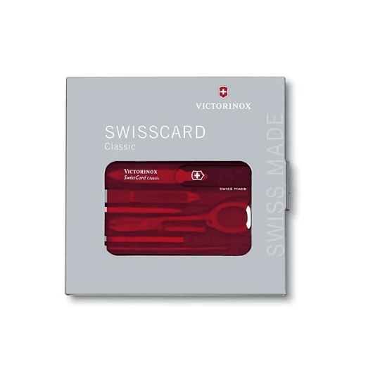 Swisscard Classic Victorinox - ElectroMundo.