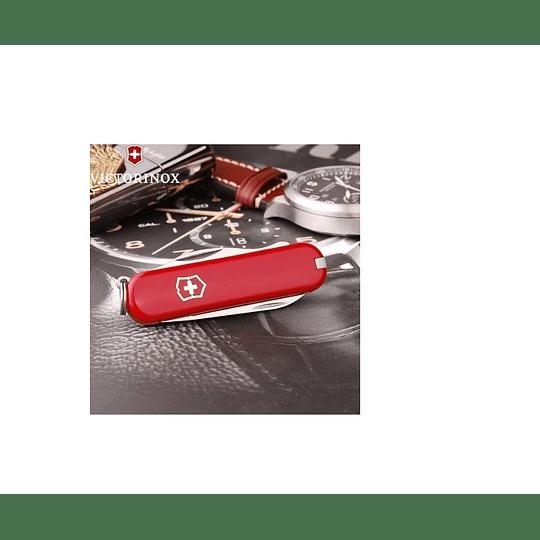 Navaja Victorinox Rally Rojo O.6163 - Electromundo