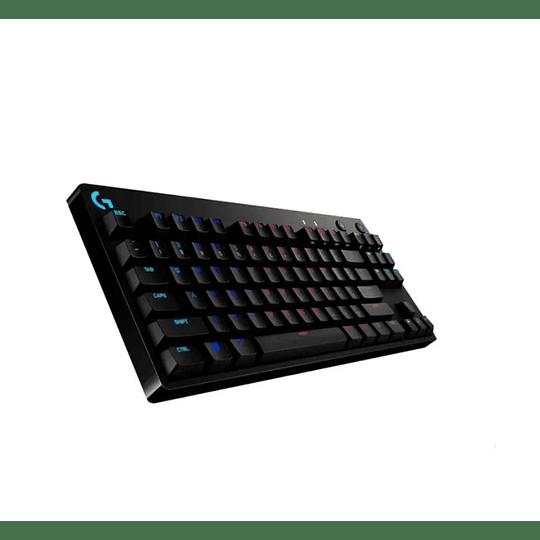 Teclado Gaming G Pro X Mechanical Logitech