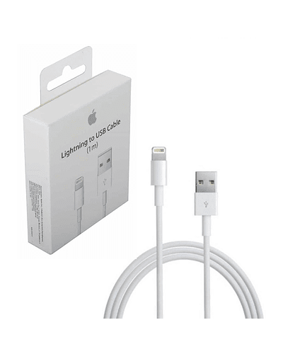 Cable de datos Apple Original 1 mt