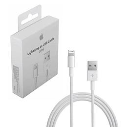 Cable de datos Apple Original 1 mt