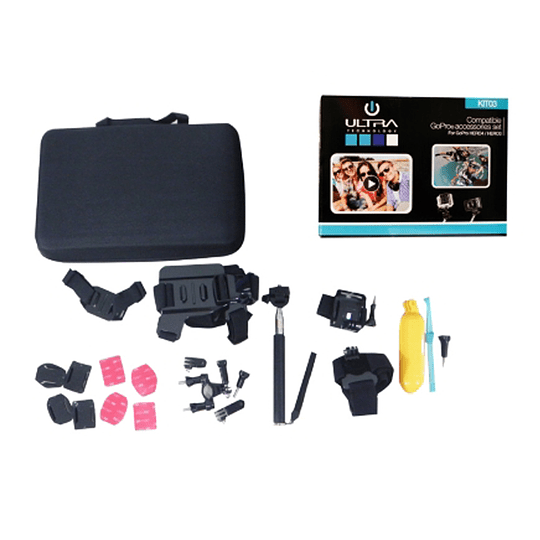Kit Ultra Go Pro 03