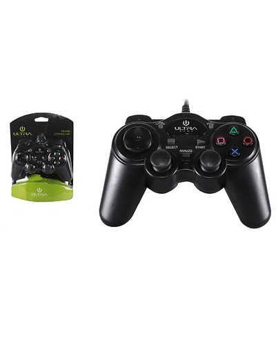 Joystick Ultra para Pc compatible con PS3