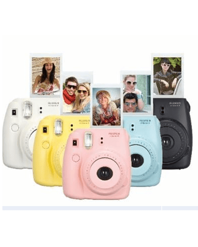Camara Instax mini 8