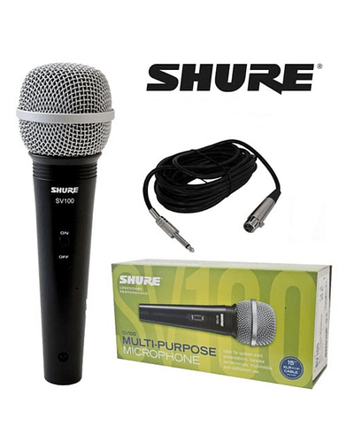 Microfono Shuere