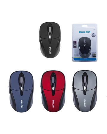 Mouse Optico Philco
