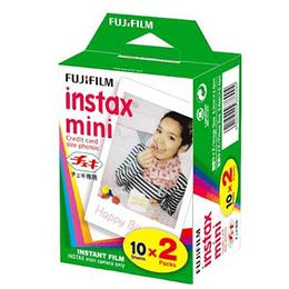 Pelicula Instax Mini 20 fotos