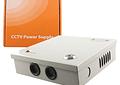 Fuente de poder para 4 cámara CCTV DC12V 3,2A