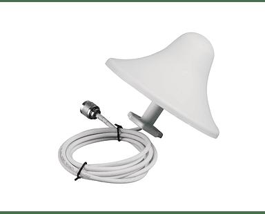 Antena GSM omnidireccional interior 800 a 2700 Mhz N MACHO