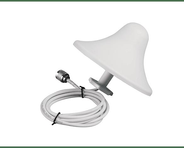 Antena GSM omnidireccional interior 800 a 2700 Mhz