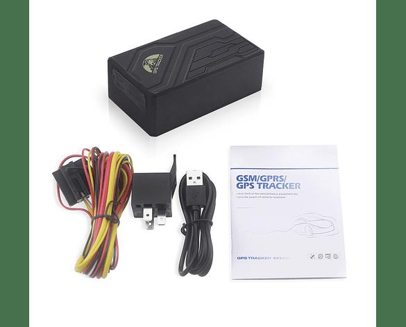 GPS Tracker resistente al agua batería de larga duración
