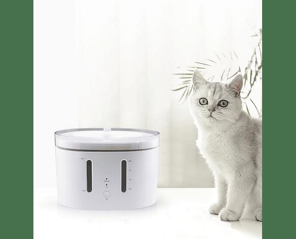 Dispensador de Agua Automático para Mascotas