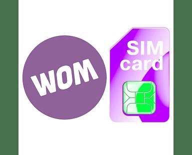 Chip Prepago Wom
