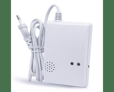 Sensor de gas inalámbrico para alarma GSM