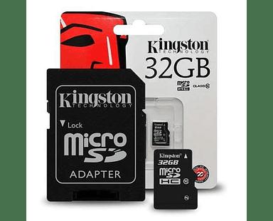 Kingston 32GB micro SDHC Class 10