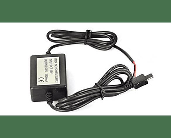 Adaptador cargador para auto Coban GPS TK102B
