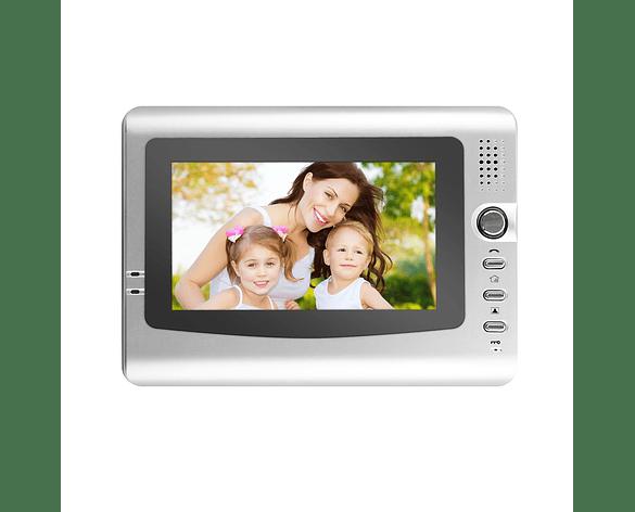 "Monitor interior TFT LCD 7"" VDI31"