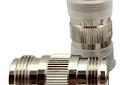 Conector adaptador tipo N Hembra/Hembra