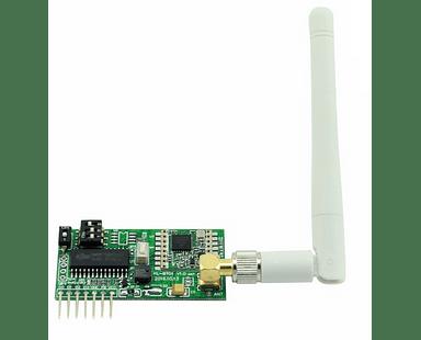 Modulo transceptor RF bidireccional 433Mhz 5Km