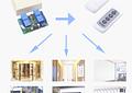 4 Interruptor relé inalámbrico control remoto de hasta 100 metros