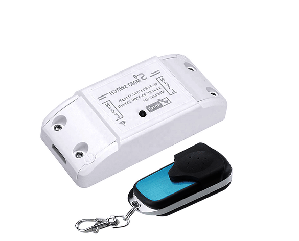 Interruptor Inteligente WiFi Inalámbrico control remoto