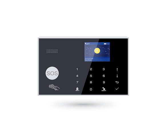 Sistema de Alarma Domotica GSM & WIFI APP G30