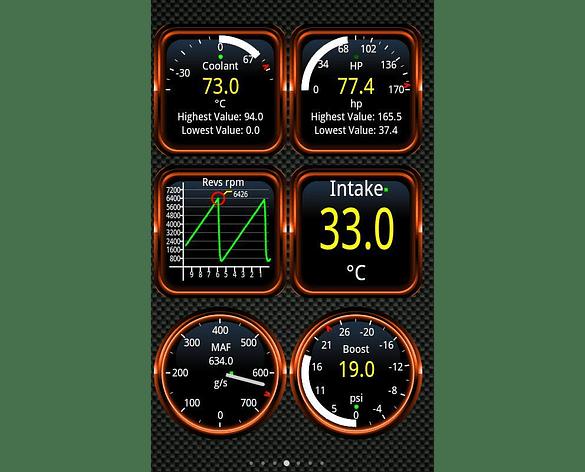 Scanner Automotriz MINI ELM327 Bluetooth OBD2 V2.1