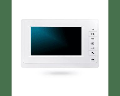 Monitor de interior Color de 7 pulgadas TFT