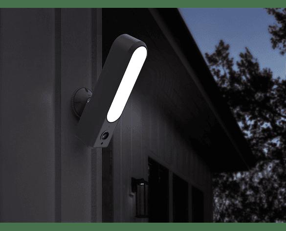 Cámara WIFI inalámbrica Tuyasmart Luz LED 1080P 2.0 MegaPixeles